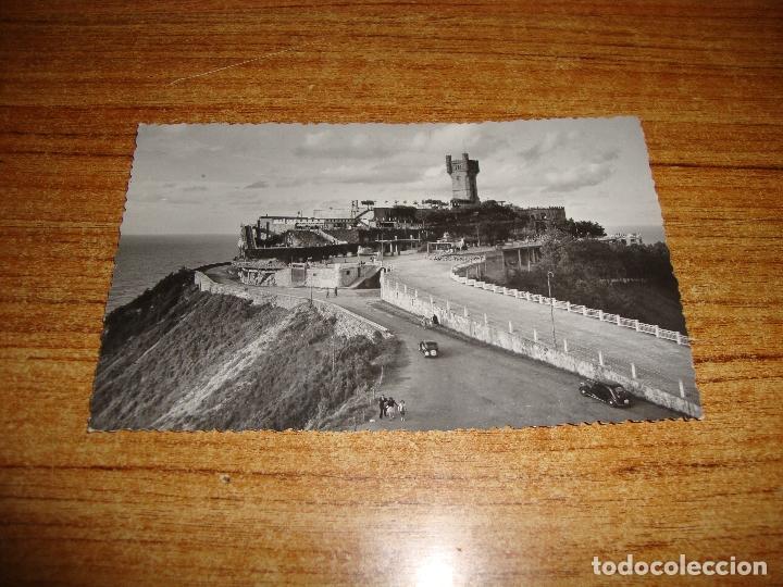 (ALB-TC-202) POSTAL SAN SEBASTIAN PARQUE DEL MONTE IGUELDO (Postales - España - País Vasco Moderna (desde 1940))