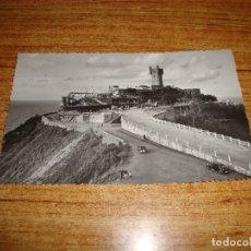 Postales: (ALB-TC-202) POSTAL SAN SEBASTIAN PARQUE DEL MONTE IGUELDO . Lote 179032426