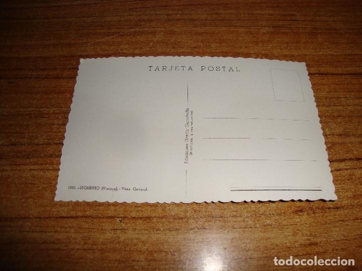 Postales: (ALB-TC-202) POSTAL LEQUEITO VISTA GENERAL - Foto 2 - 179041331