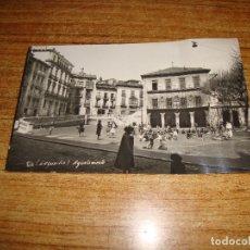 Postales: (ALB-TC-202) POSTAL LEQUEITO AYUNTAMIENTO. Lote 179041492