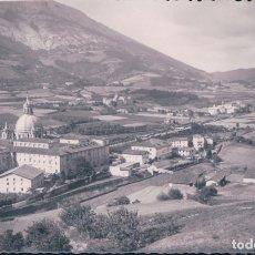 Postales: POSTAL SANTUARIO DE LOYOLA - VISTA GENERAL DEL SANTUARIO PARTE POSTERIOR - MANIPEL . Lote 179202336