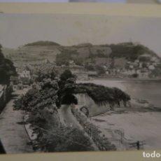 Postales: SAN SEBASTIÁN MIRAMAR Y MONTE IGUELDO 4 FOTO GALARZA . Lote 180283742