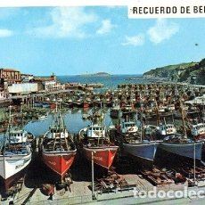 Postales: BERMEO - 5582 PUERTO. Lote 180286488