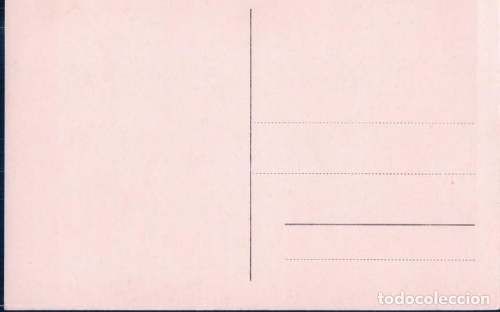 Postales: POSTAL MUSEO MUNICIPAL DE SAN SEBASTIAN - LA IDEA DE LA GUERRA - RUBENS - RESINES FOTO - Foto 2 - 180326926