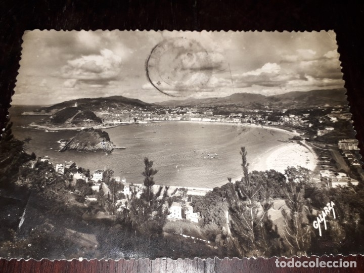 Nº 4981 POSTAL SAN SEBASTIAN (Postales - España - País Vasco Moderna (desde 1940))