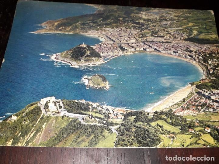 Nº 4974 POSTAL SAN SEBASTIAN (Postales - España - País Vasco Moderna (desde 1940))