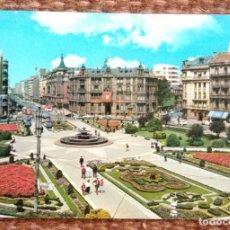 Postales: BILBAO - PLAZA DE FEDERICO MOYUA. Lote 181341957