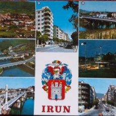 Postales: POSTAL DE IRÚN. Lote 181945956
