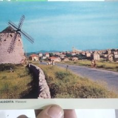 Postales: POSTAL ALGORTA VIZCAYA MOLINO DE AIZE ERROTA. Lote 182102157
