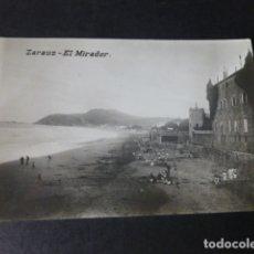 Postales: ZARAUZ GUIPUZCOA EL MIRADOR. Lote 182296598