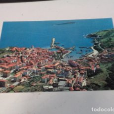 Postales: VIZCAYA - POSTAL BERMEO - VISTA AÉREA. Lote 182480426