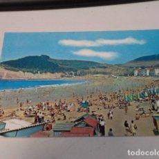 Postales: VIZCAYA - POSTAL GORLIZ - PLAYA. Lote 182480936