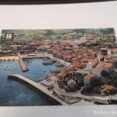 Postales: VIZCAYA - POSTAL LEQUEITIO - VISTA AÉREA. Lote 182578932
