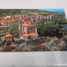 Postales: VIZCAYA - POSTAL MUNDACA - VISTA AÉREA. Lote 182582092