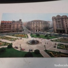 Postales: VIZCAYA - POSTAL BILBAO - PLAZA ZABÁLBURU - FUENTE MONUMENTAL. Lote 182601998
