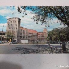 Postales: VIZCAYA - POSTAL BILBAO - PUENTE DE LA MERCED Y RASCACIELOS. Lote 182602118