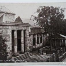 Postales: GUERNICA - CASA DE JUNTAS. Lote 182679238