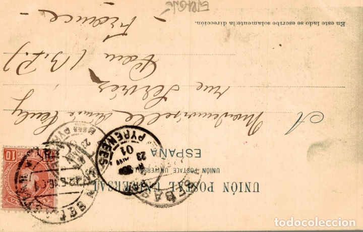 Postales: SAN SEBASTIAN. EL BOULEVARD - Foto 2 - 182743797