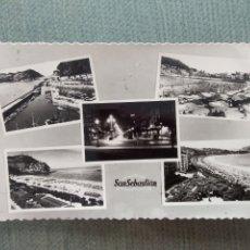 Postales: POSTAL SAN SEBASTIAN. Lote 182759890