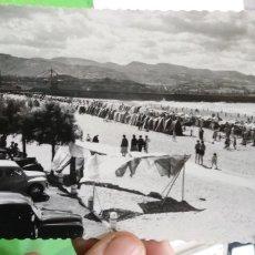 Postales: POSTAL ALGORTA PLAYA 1959 ESCRITA Y SELLADA. Lote 182761306
