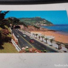 Postales: GUIPÚZCOA - POSTAL SAN SEBASTIÁN - PASEO DE LA CONCHA. Lote 182883302