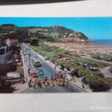 Postales: GUIPÚZCOA - POSTAL SAN SEBASTIÁN - AVENIDA DE SATRÚSTEGUI. Lote 182883496