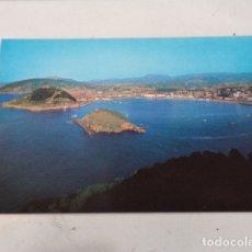 Postales: GUIPÚZCOA - POSTAL SAN SEBASTIÁN - VISTA GENERAL DESDE IGUELDO. Lote 182883801