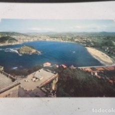 Postales: GUIPÚZCOA - POSTAL SAN SEBASTIÁN - VISTA GENERAL DESDE IGUELDO. Lote 182883888