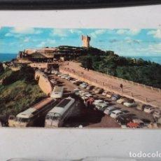 Postales: GUIPÚZCOA - POSTAL SAN SEBASTIÁN - MONTE IGUELDO. Lote 182885345