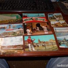 Postales: LOTE 15 POSTALES DE BILBAO, VER FOTOS. Lote 182885751