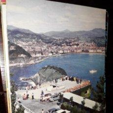 Postales: Nº 33071 POSTAL SAN SEBASTIAN PARQUE IGUELDO. Lote 182900753