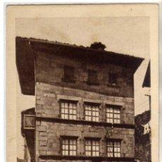 Postales: POSTAL PASAJES DE SAN JUAN (GUIPUZCOA) - CASA DONDE VIVIO VICTOR HUGO . Lote 182905787