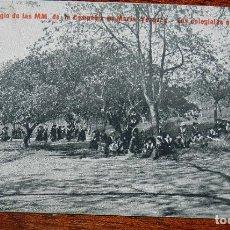 Postales: POSTAL DEL COLEGIO DE LAS MM. DE LA COMPAÑIA DE MARIA. VERGARA (GUIPUZCOA), ED, LA HORMIGA DE ORO, N. Lote 183308248