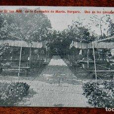 Postales: POSTAL DEL COLEGIO DE LAS MM. DE LA COMPAÑIA DE MARIA. VERGARA (GUIPUZCOA), ED, LA HORMIGA DE ORO, N. Lote 183309202