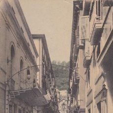 Postales: SAN SEBASTIAN CALLE MAYOR ED. J. LATIEULE Nº 45 REVERSO SIN DIVIDIR. Lote 183463695