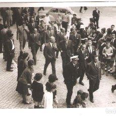Postales: PASAJES (GUIPUZCOA) OCTUBRE 1963 HOMENAJE A LOS REMEROS DE SAN JUAN. FOTO MARÍN.. Lote 183471065