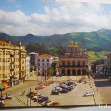 Postales: POSTAL IRUN -PL.S.JUAN Y AYUNTAMIENTO ,..CIRCULADA. Lote 183484191