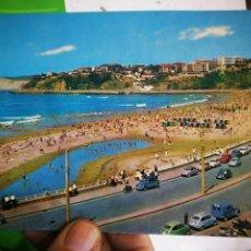 Postales: POSTAL ALGORTA PLAYA DE EREAGA 1972 ESCRITA. Lote 183508998
