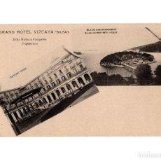 Postales: BILBAO.(VIZCAYA).- GRAND HOTEL VIZCAYA.. Lote 183822958