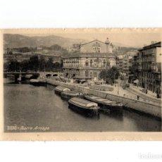 Postales: BILBAO.(VIZCAYA).- TEATRO ARRIAGA. . Lote 183826217