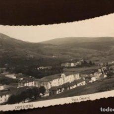 Postales: ANTIGUA POSTAL FOTOGRÁFICA OÑATE VISTA GENERAL EDC ARRIBAS. Lote 184506822