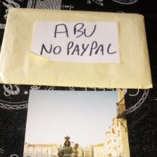 Postales: ANTIGUA POSTAL ROSARIO DE LA AURORA VIRGEN BLANCA VITORIA GASTEIZ FIESTAS LYP. Lote 184606653