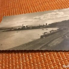 Postales: ANTIGUA POSTAL FOTOGRÁFICA ALTOS HORNOS DE VIZCAYA BILBAO. Lote 184675473