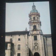 Postales: PARROQUIA SAN PEDRO. VERGARA GUIPÚZCOA BERGARA GIPUZKOA. EDICIONES PARIS. Lote 185682850