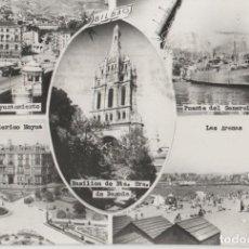 Postales: LOTE B POSTAL BILBAO PAIS VASCO MATA SELLOS. Lote 185699447