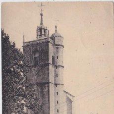 Cartoline: IRUN (GUIPUZCOA) - LA IGLESIA. Lote 186101243