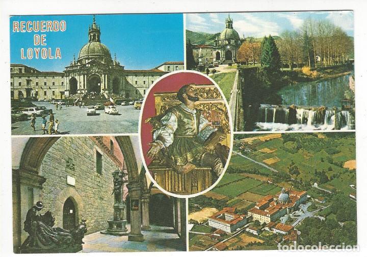 32- RECUERDO DE LOYOLA. (Postales - España - País Vasco Moderna (desde 1940))