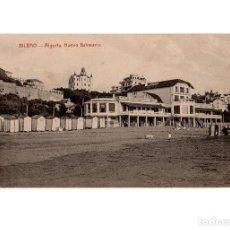 Postales: BILBAO.- ALGORTA.- NUEVO BALNEARIO.. Lote 186345961