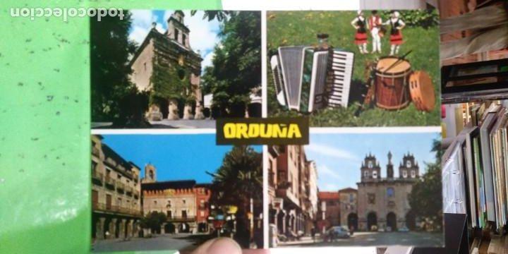 POSTAL ORDUÑA N 7389 SAN CAYETANO (Postales - España - País Vasco Moderna (desde 1940))