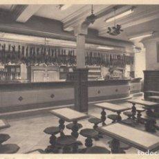 Postales: POSTAL 1956 BILBAO: BAR LA VIÑA DEL ENSANCHE - 3. Lote 187300886